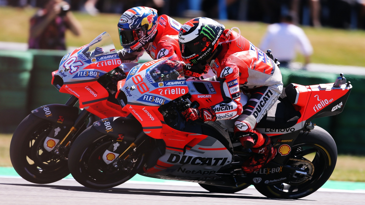 MotoGP 2021: Andrea Dovizioso despista, Jorge Lorenzo espera y Cal Crutchlow se ofrece
