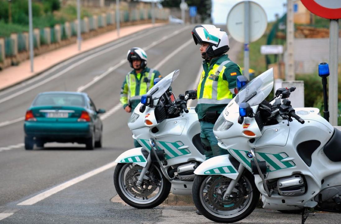 Uno de cada tres fallecidos en la primera operación salida de 2020 eran motoristas