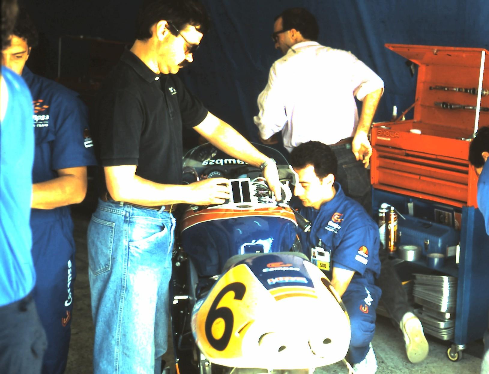 JJ-Cobas 500, la moto que nunca llegó