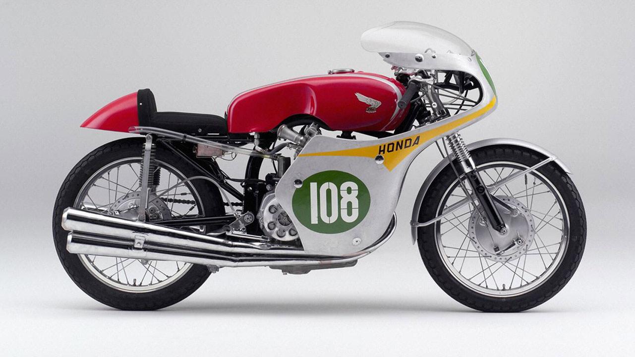 La primera época dorada de Honda en competición