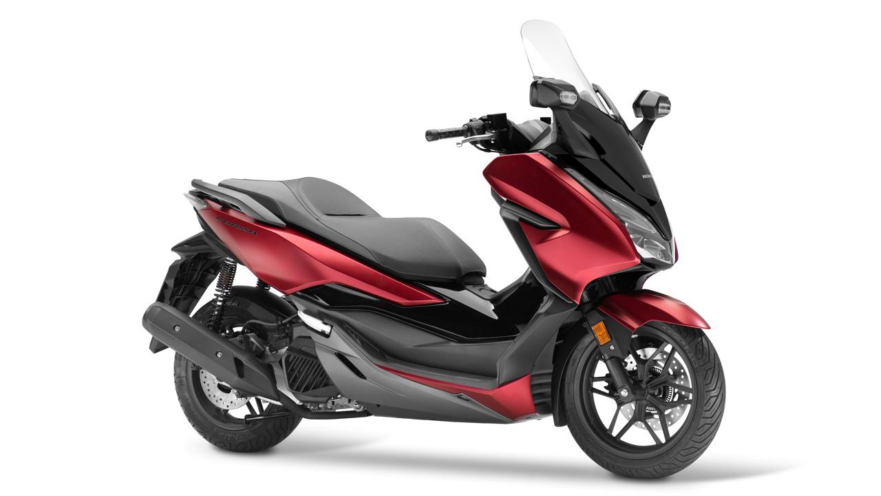 Campañas de promoción Honda para las Forza 300, Forza 125 y PCX