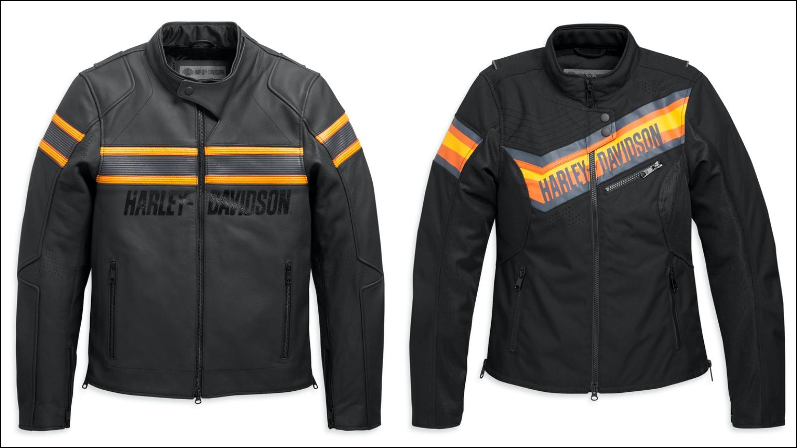 Chaquetas Sidari, comodidad y seguridad para el verano con Harley-Davidson