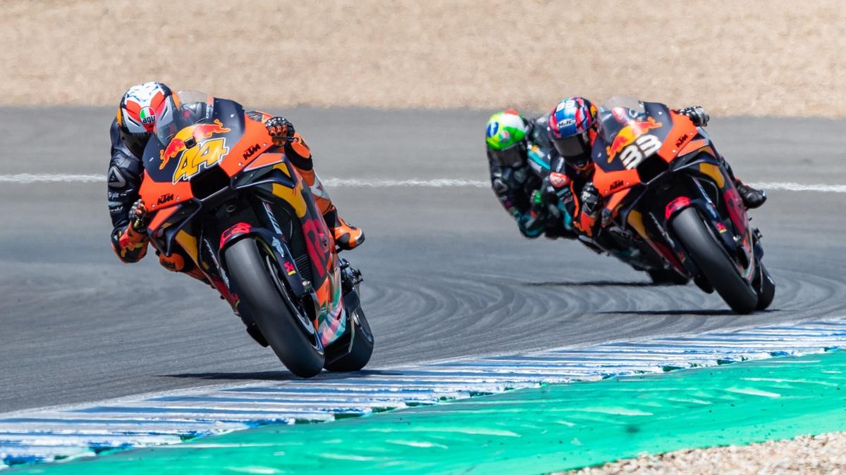 KTM, más cerca que nunca de la élite de MotoGP