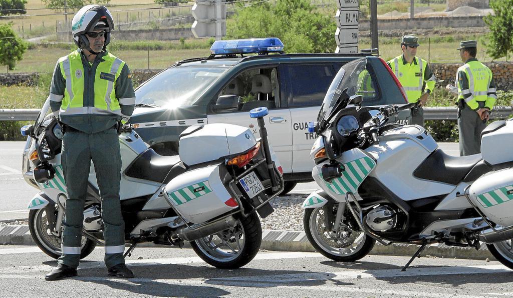 ¡Atención! Mayor vigilancia de la DGT en las carreteras más utilizadas por motoristas
