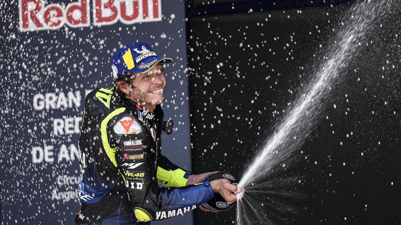 """Valentino Rossi: """"A lo mejor ya no soy el más rápido, pero Yamaha debe confiar en mí"""""""