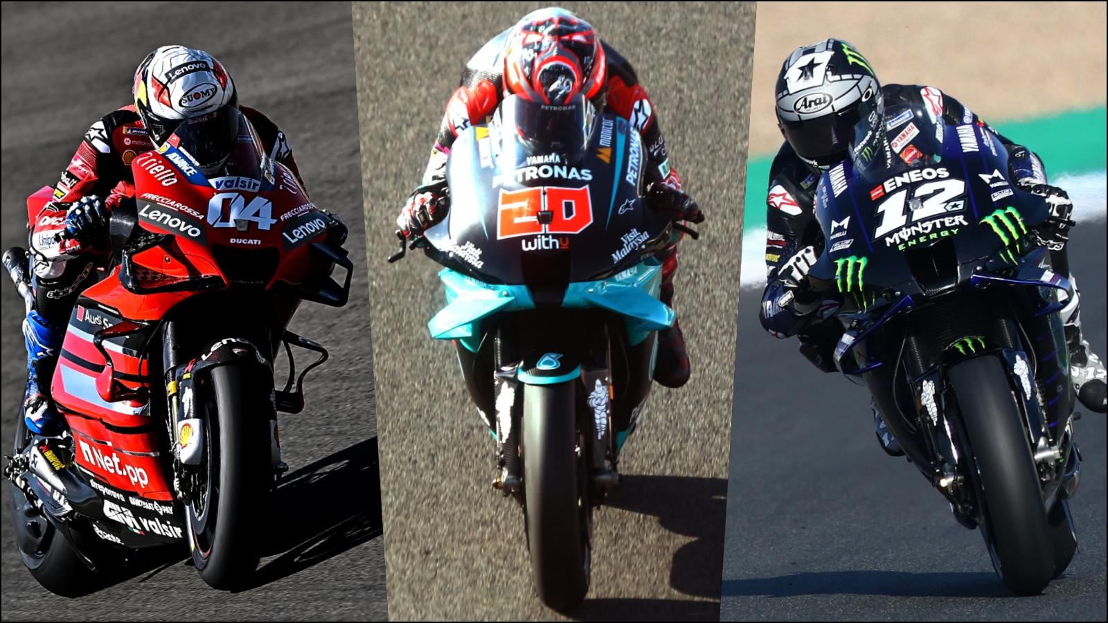 Una puerta al título de MotoGP 2020 y tres llaves