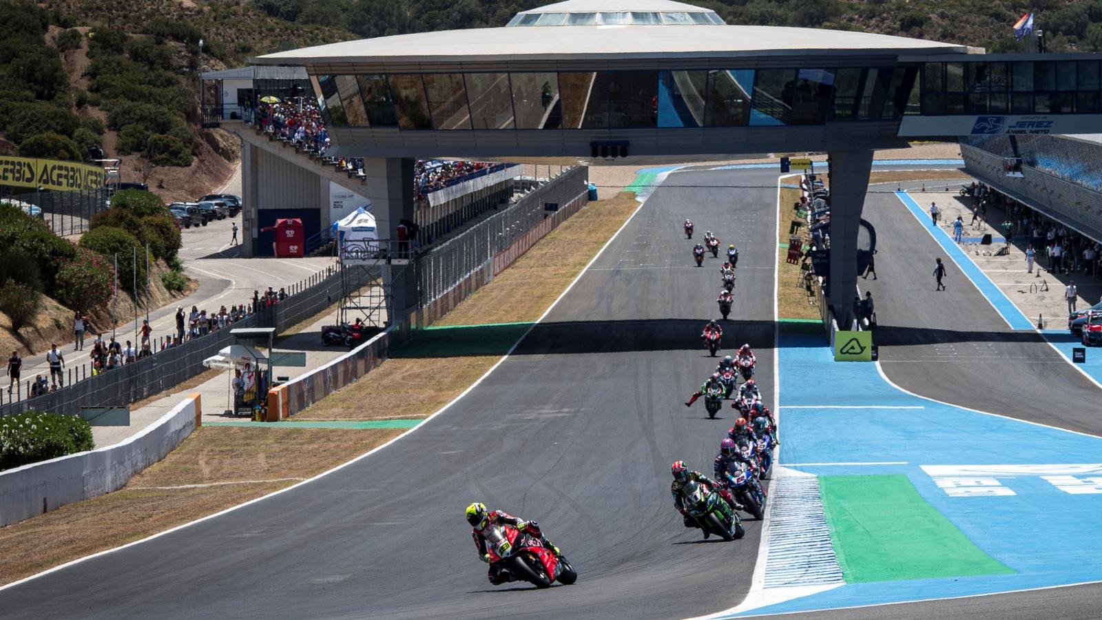 WorldSBK España 2020: Horarios Jerez y dónde ver en TV Superbike, Supersport y Supersport 300