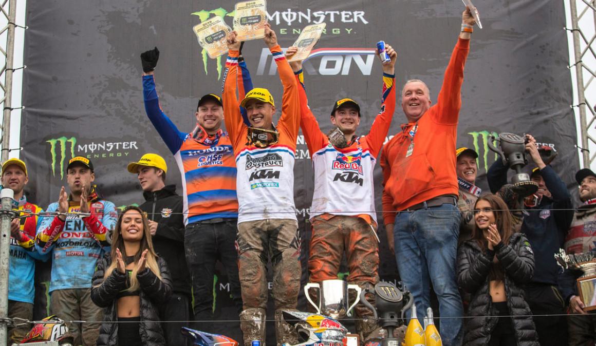 ¡Cancelado! El Motocross de las Naciones no se celebrará este año