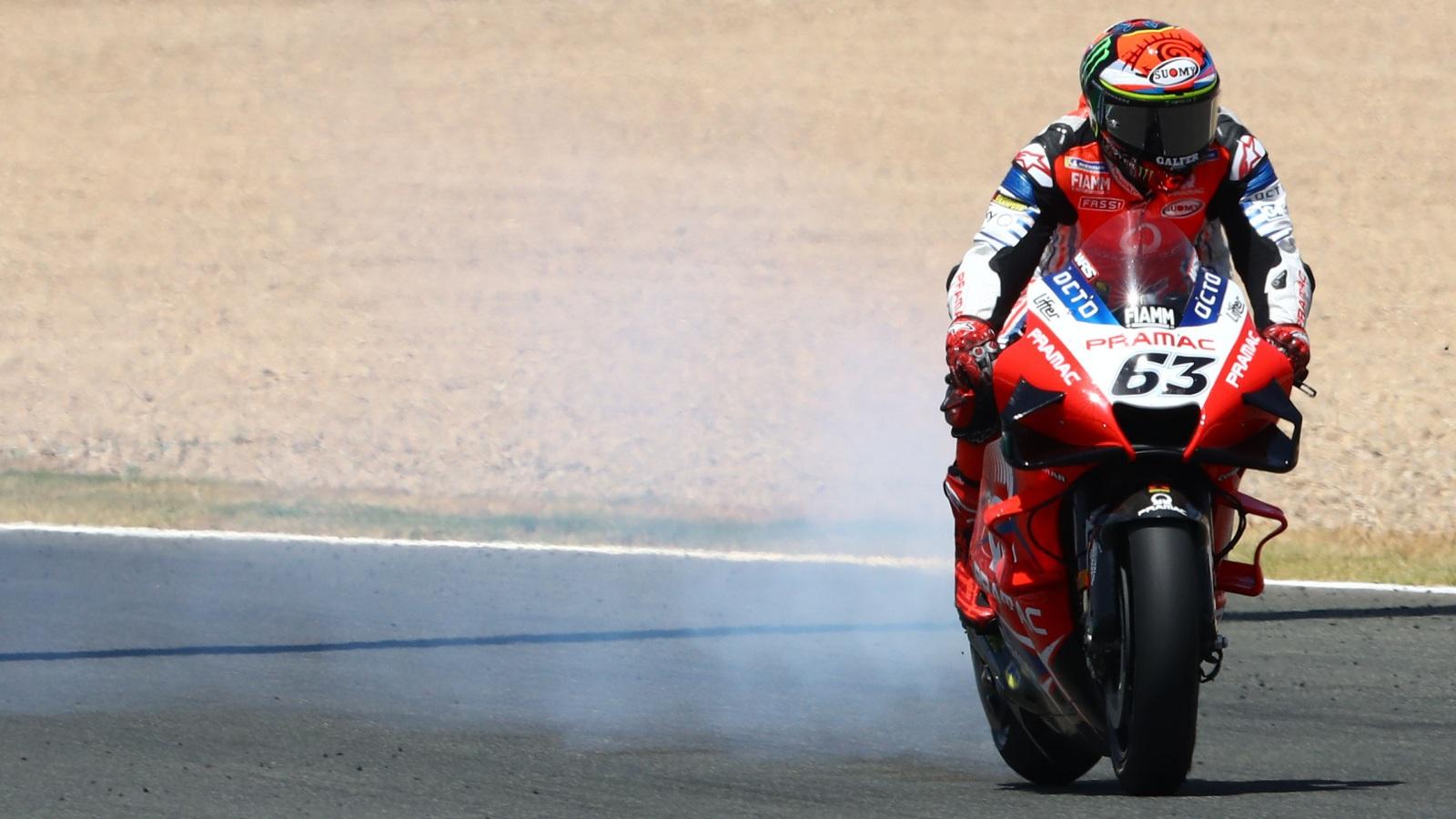 Pecco Bagnaia, la ilusión que Ducati necesitaba