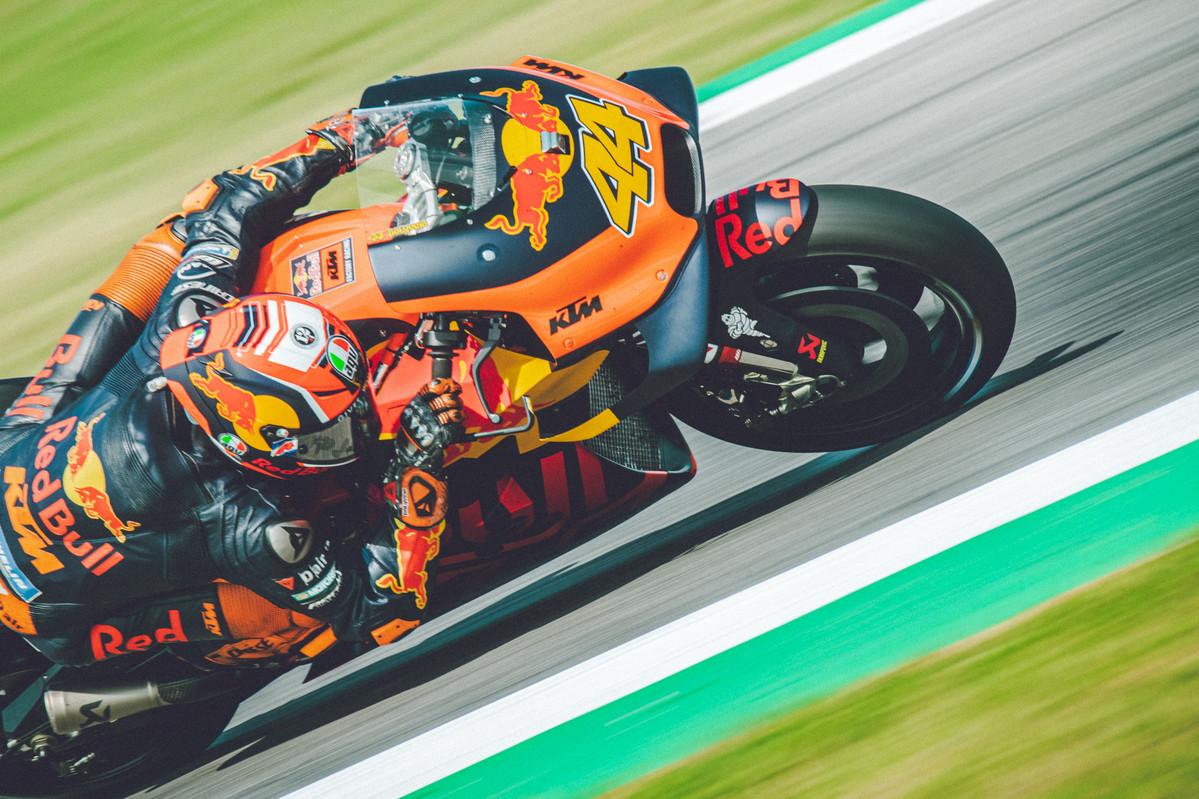 KTM vende dos de sus MotoGP a un precio de vértigo