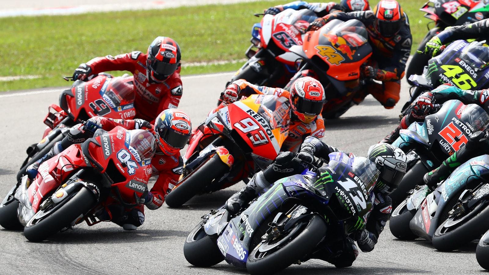 MotoGP 2020 tendrá un 15º GP tras Valencia pero no será Argentina, Malasia ni Tailandia