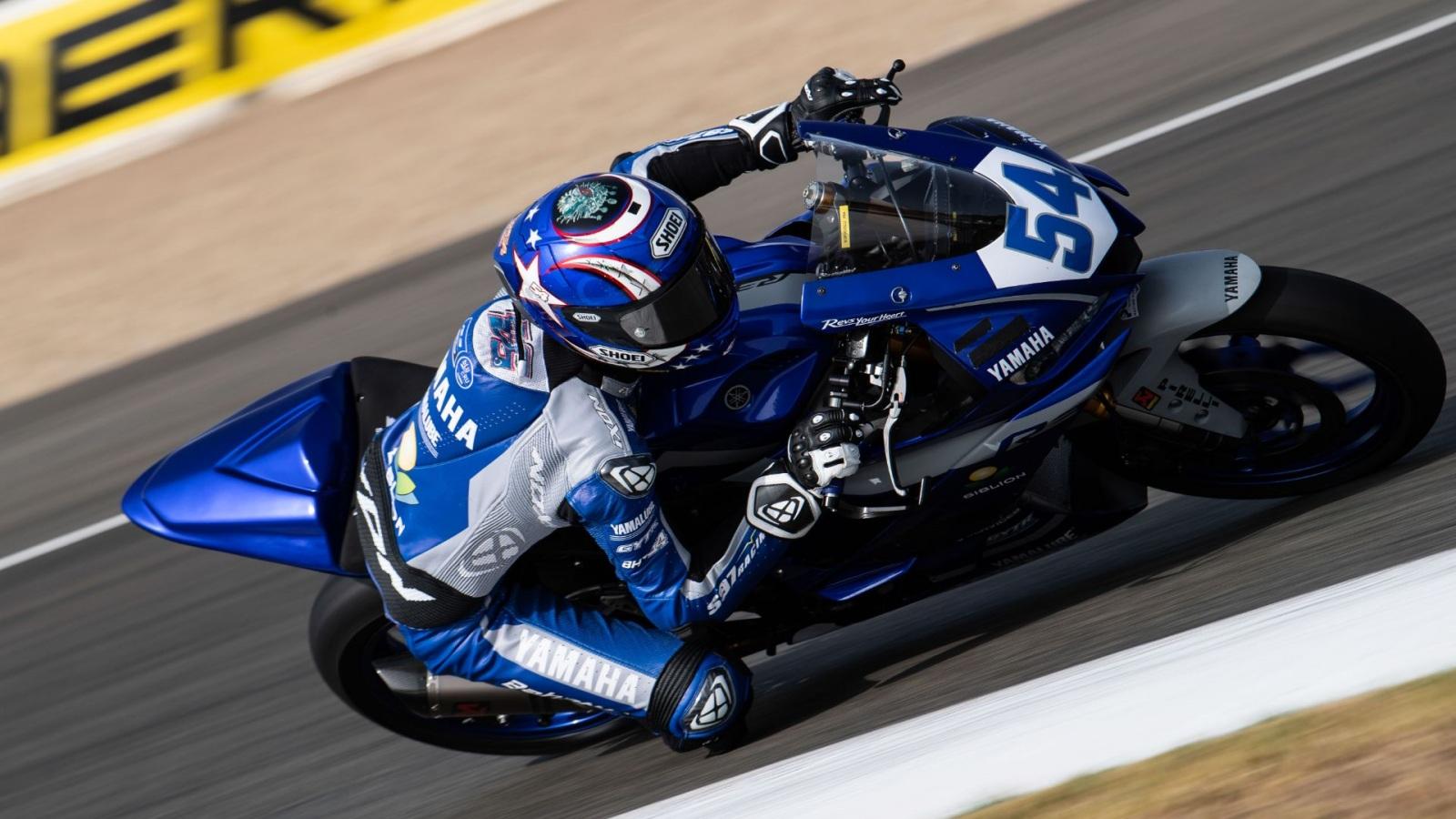 Bahattin Sofuoglu se estrena en Supersport 300 por delante de Ana Carrasco en Jerez
