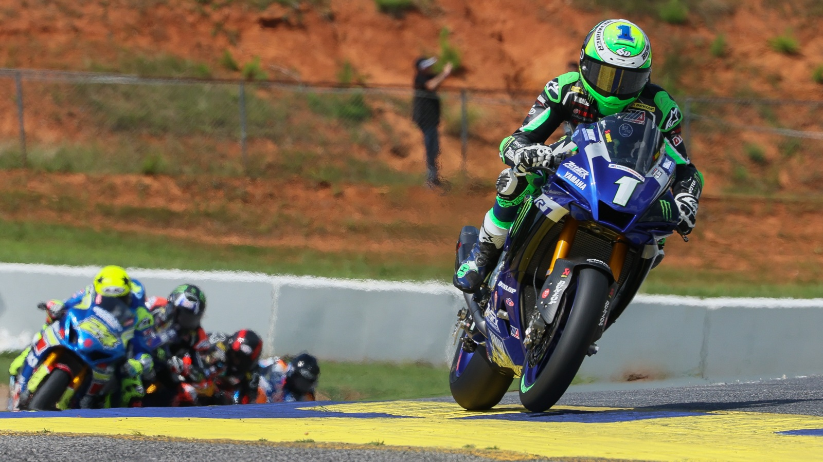 NoTodoMotoGP: Cameron Beaubier y Yamaha arrasan en Atlanta, Toni Elías sigue sufriendo