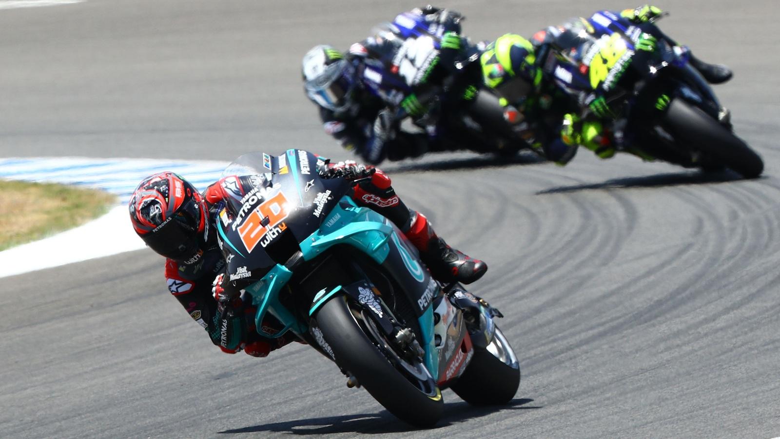 Fabio Quartararo tiene un 80% de opciones de ser campeón de MotoGP 2020