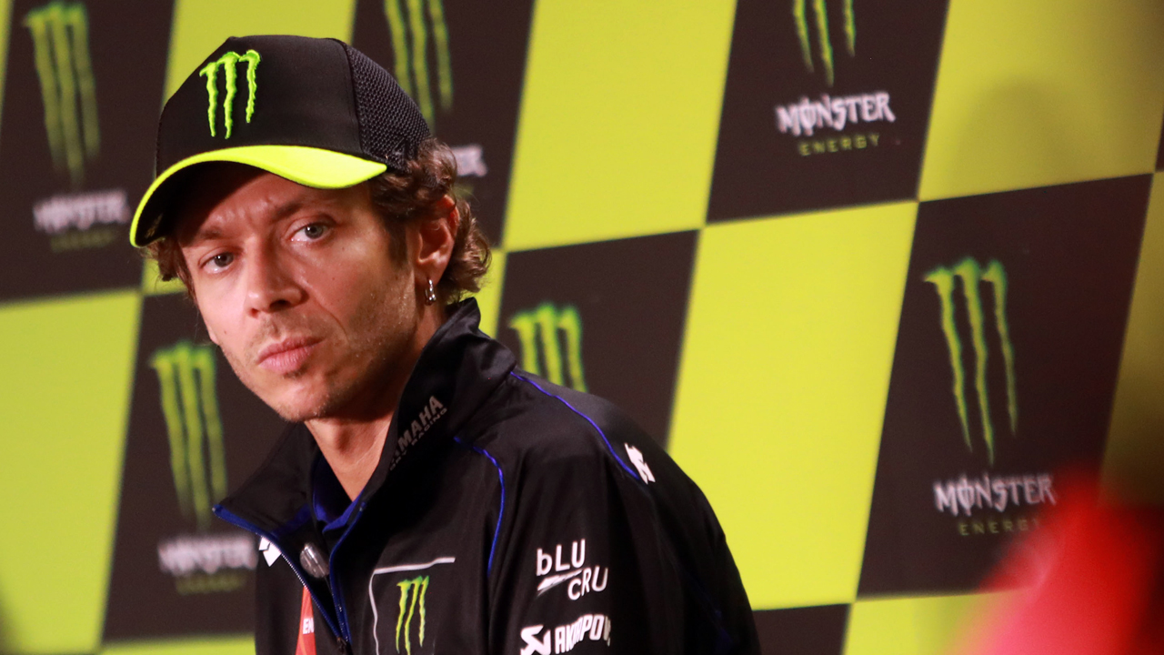 """Valentino Rossi y su podio 200: """"Estoy aquí para competir no para batir estadísticas"""""""