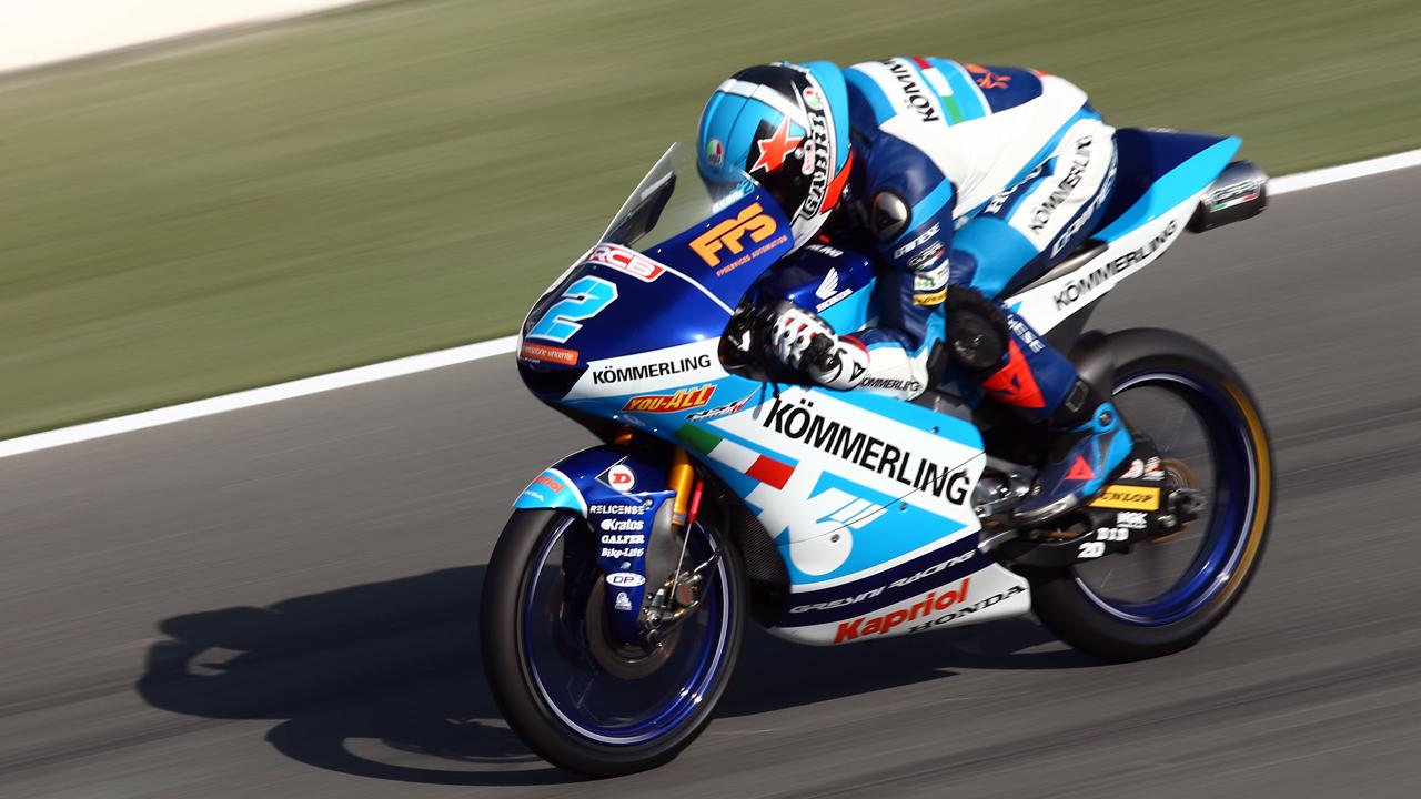 Gabri Rodrigo y Raúl Fernández mandan en Brno en Moto3