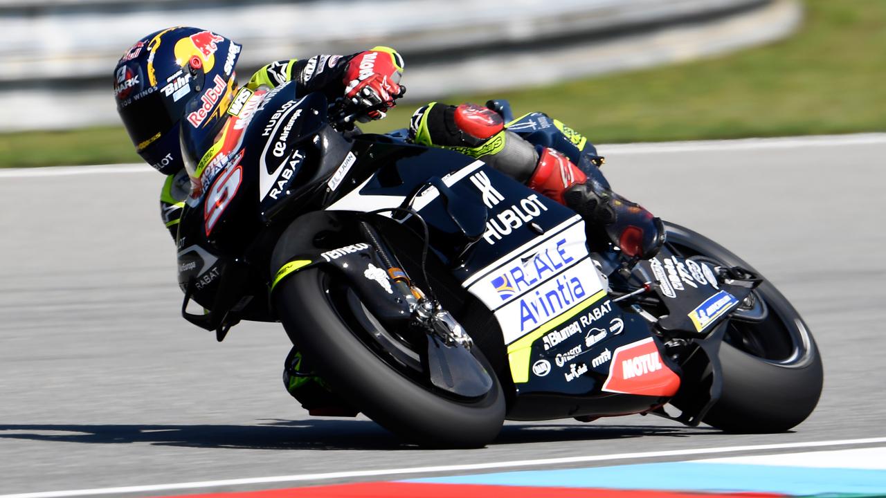 "Johann Zarco: ""Ducati verá si merezco o no la moto oficial"""