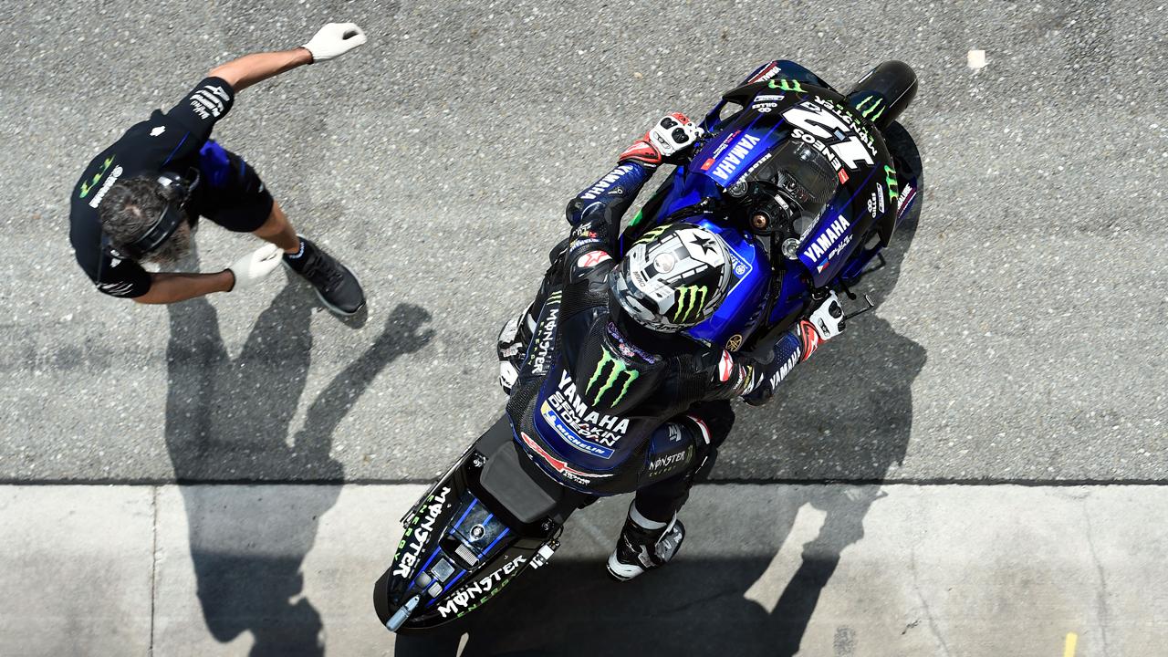 """Maverick Viñales y los problemas de Yamaha: """"Ahora mismo estamos vendidos"""""""