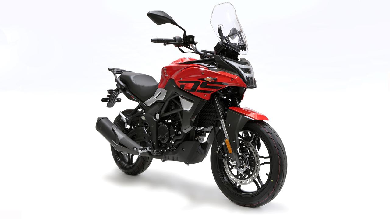 Voge 300DS, nuevo modelo trail