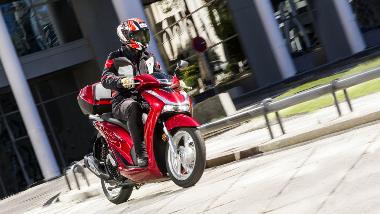 Honda SH125i 2020, prueba, precio, ficha técnica y primeras impresiones