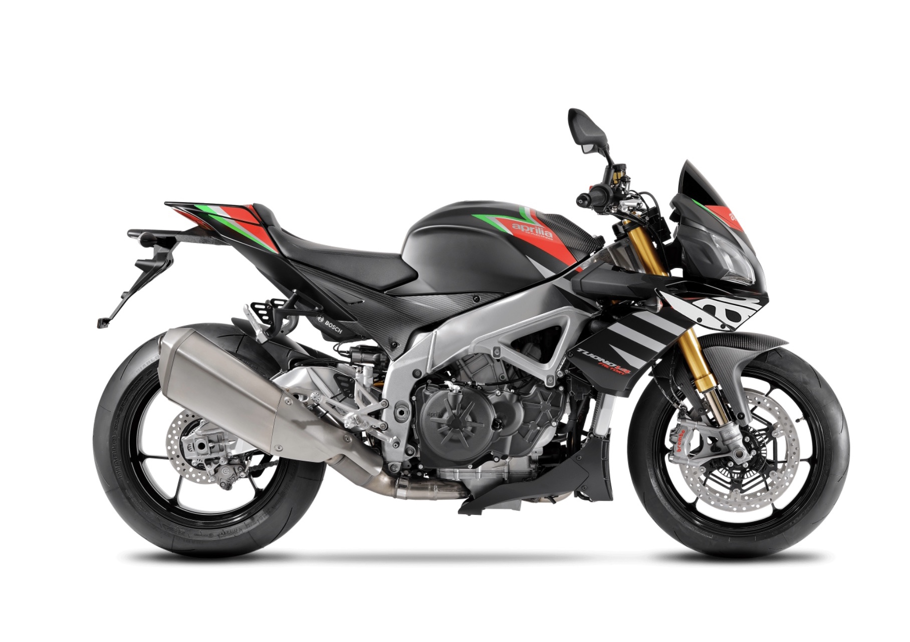 Aprilia Tuono V4 2021, ¡con los alerones de MotoGP!