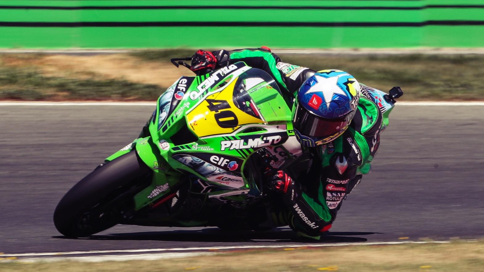Román Ramos vuelve al Mundial de Superbike para sustituir al lesionado Sandro Cortese