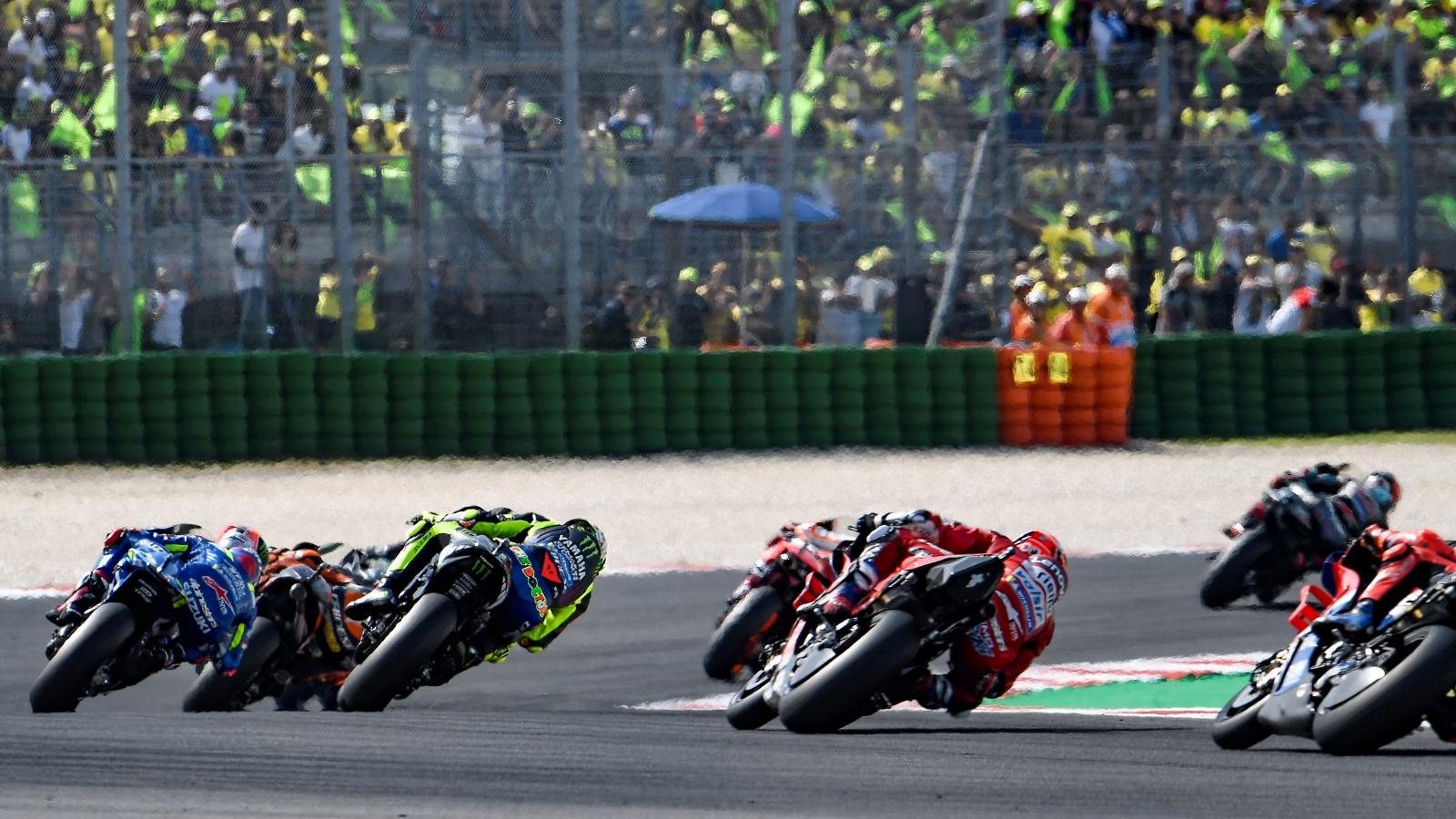 MotoGP 2020 volverá a tener público en septiembre: 10.000 personas al día en Misano