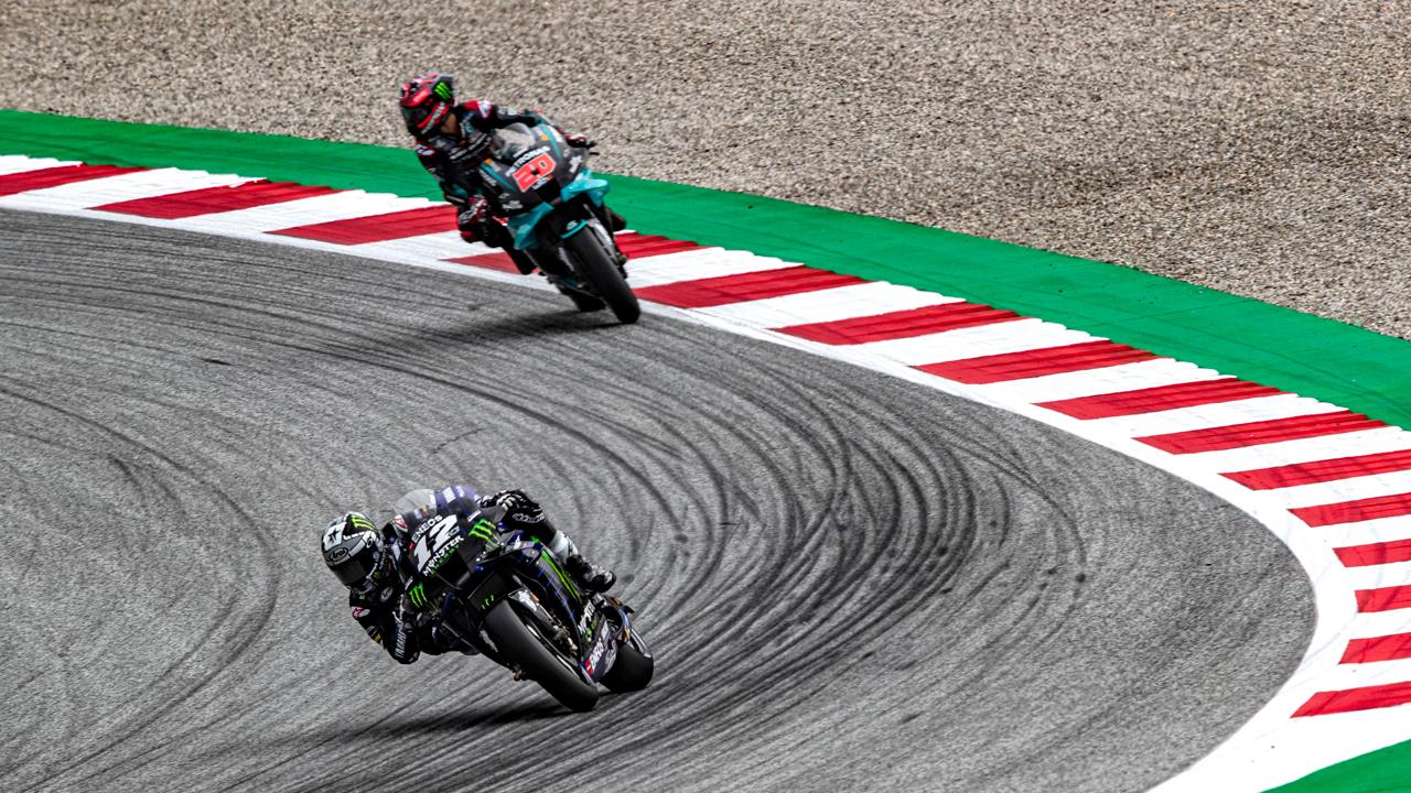 Un loquísimo FP3 salva a Viñales y Quartararo, y condena a Rossi a la Q1