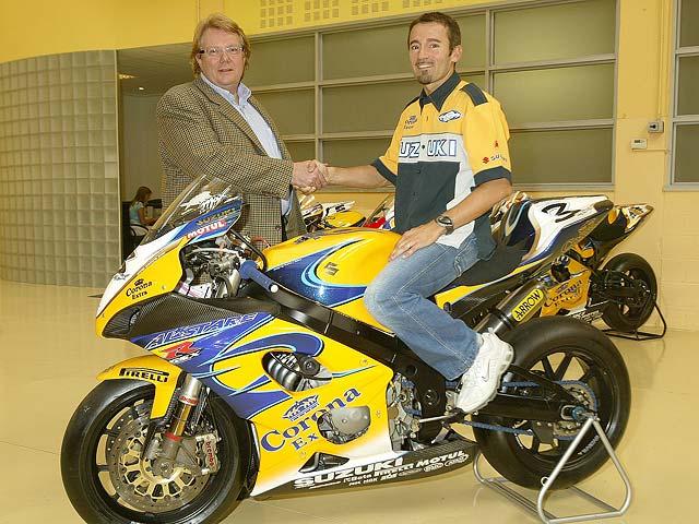 Max Biaggi correrá en Superbikes