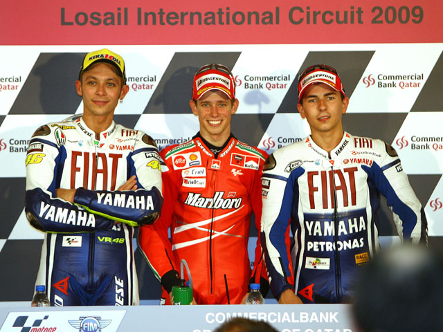 La carrera de MotoGP del Gran Premio de Qatar, hoy en televisión