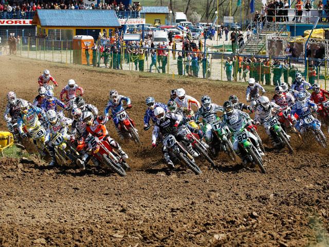 El Motocross de Talavera de la Reina, en televisión