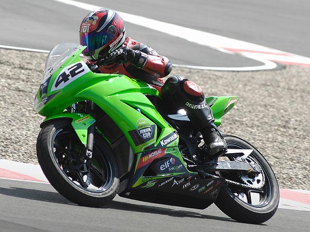 Kawasaki Ninja 250 R Junior Cup