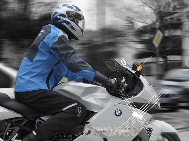BMW ConnectedRide, apuesta por la seguridad