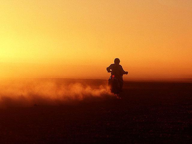 GG Xtreme Tour, de ruta por el Sahara