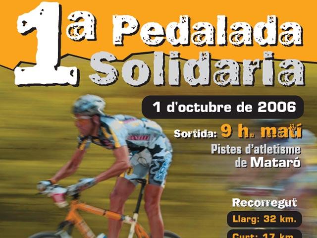 Pedalada Solidaria