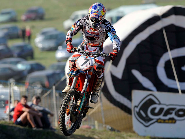 El Mundial de Motocross vuelve a Bellpuig