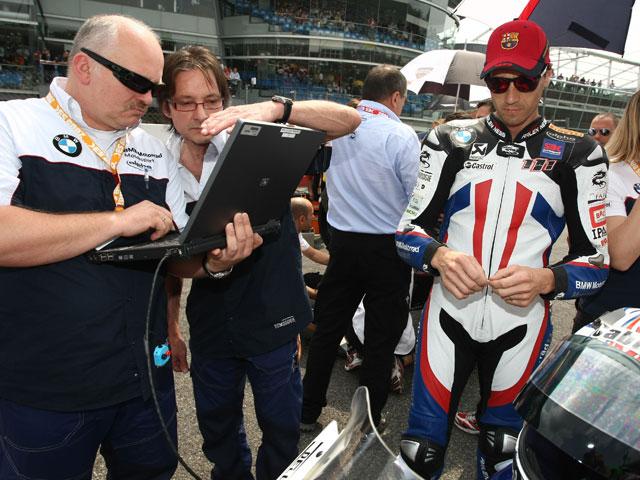 """Xaus (BMW): """"Estoy feliz por dar al equipo el mejor resultado de la temporada"""""""