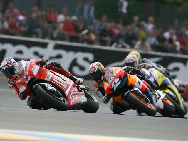 El Mundial de MotoGP llega a Francia
