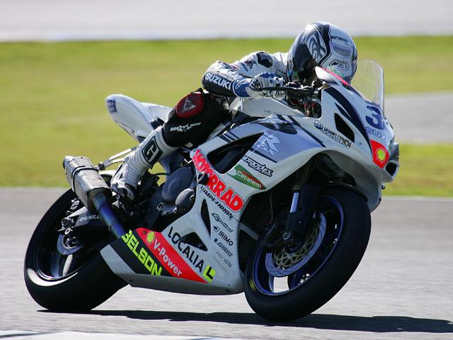 Nico Ferreira se une al Team Suzuki Motorrad