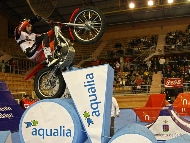 Calendarios de los nacionales de Freestyle y Trial Indoor 2009
