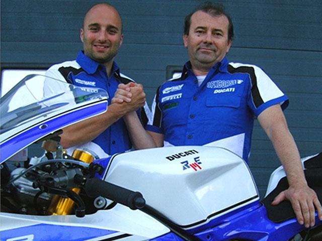 Lorenzo Lanzi vuelve al Mundial de Superbike