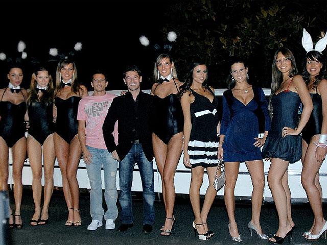 Fiesta Playboy en Mugello