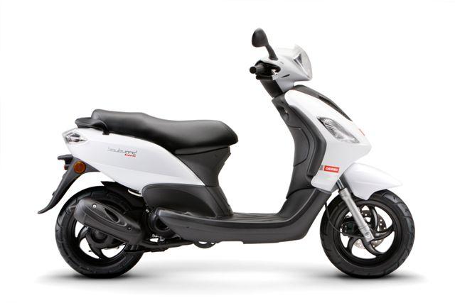 Derbi renueva su gama de scooter Boulevard