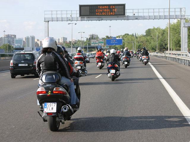 Aumentan los controles de la DGT a las motos a partir de hoy