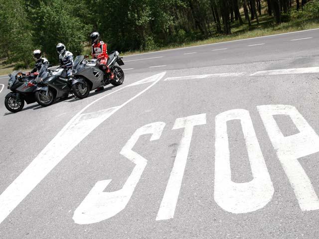 2009 está siendo un año record de baja siniestralidad en moto