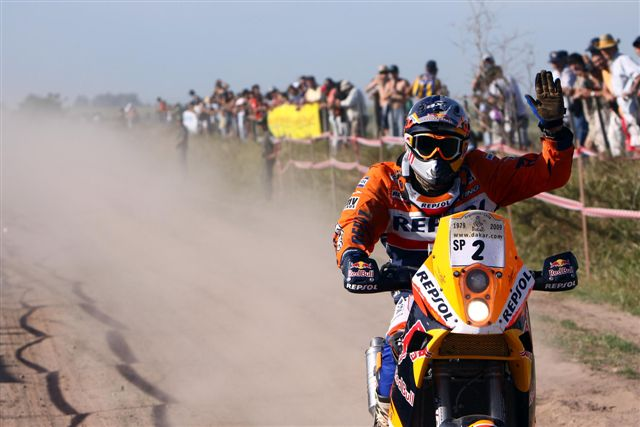 KTM se retira del Dakar