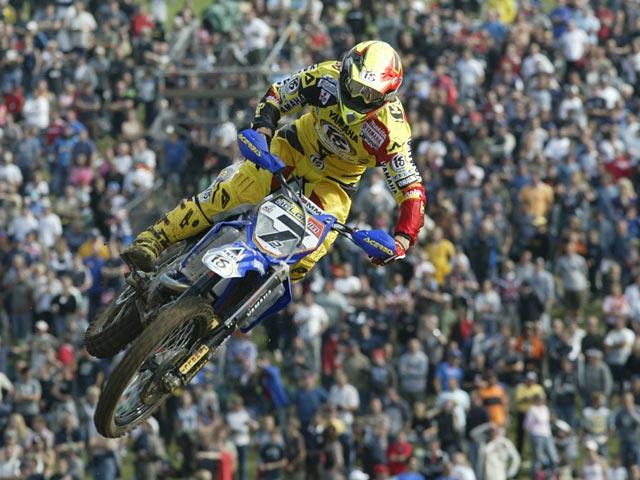Stefan Everts firma por KTM
