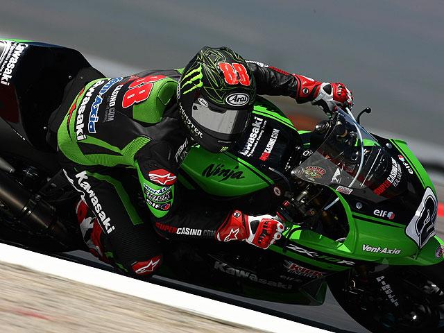 Jaime Hacking correrá con Kawasaki en Misano y Donington