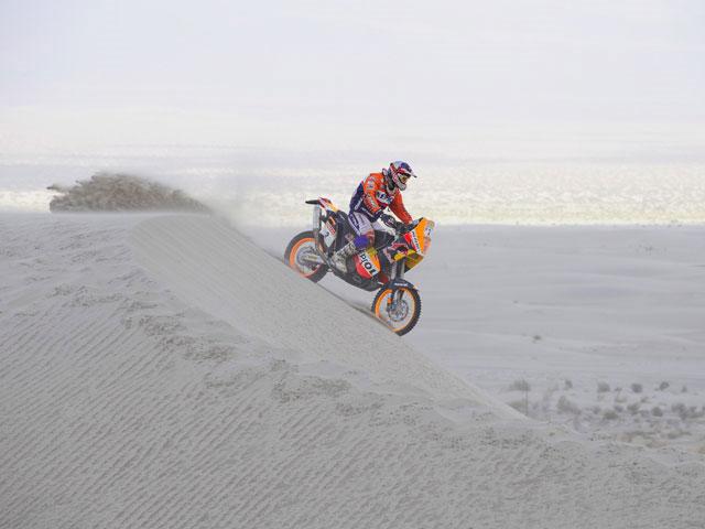 El Dakar 2010 abre la puerta a KTM