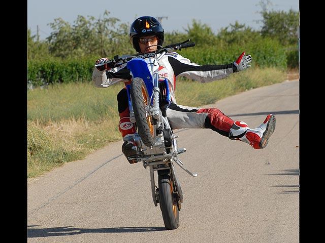 Polini Stunt Bike